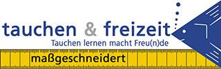 Top Dive tauchen und freizeit Logo