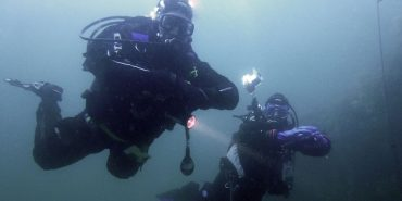 Top Dive Magazin Dükern in Südnorwegen