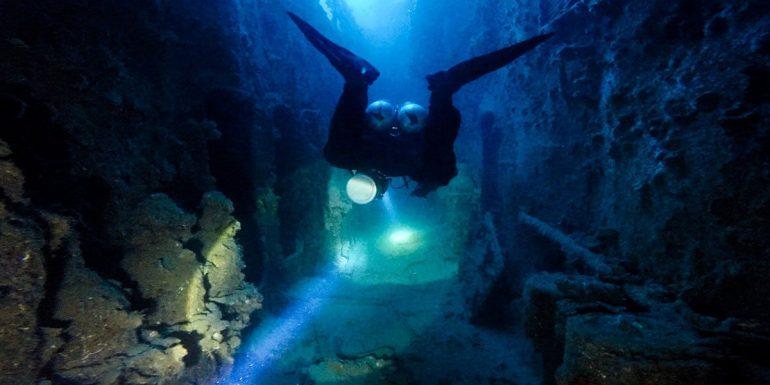 Top Dive Magazin GUE