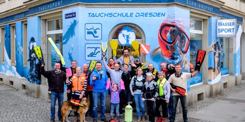 Tauchschule Dresden