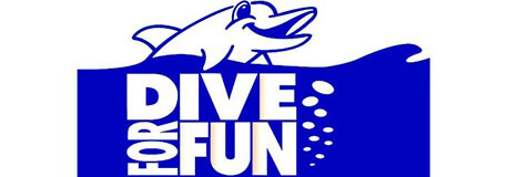 Top Dive Dive for Fun Logo