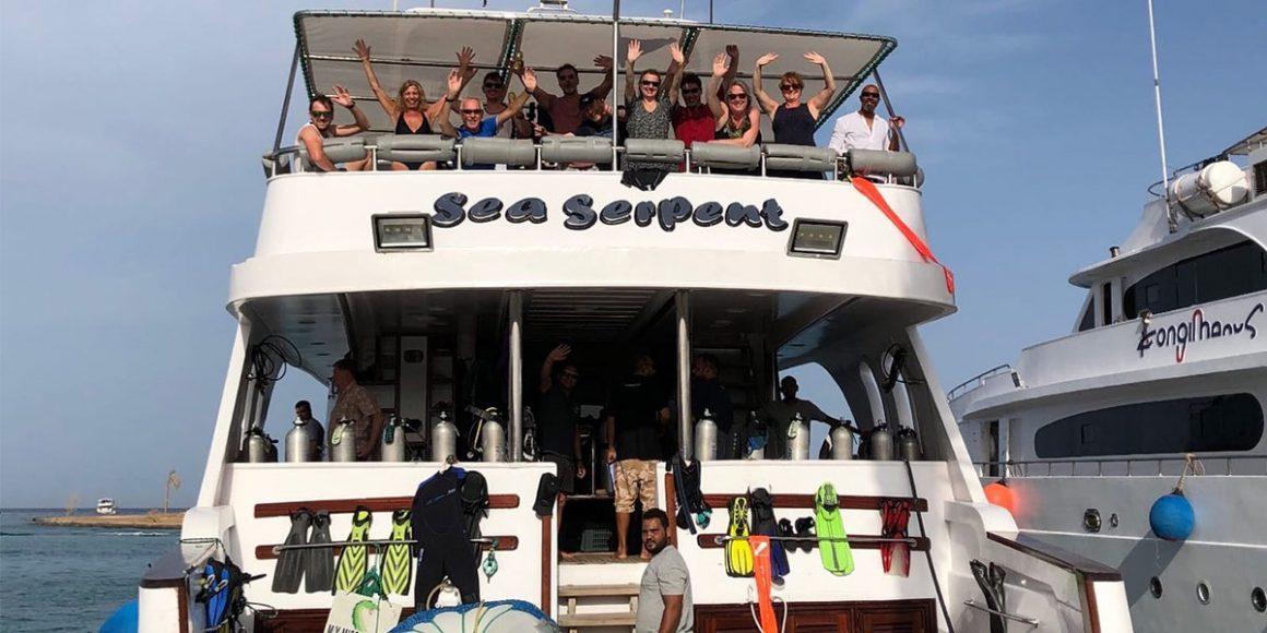 Tauchreise Schiff Top Dive