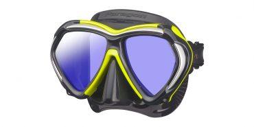 Paragon Mask gelb Taucherbrille