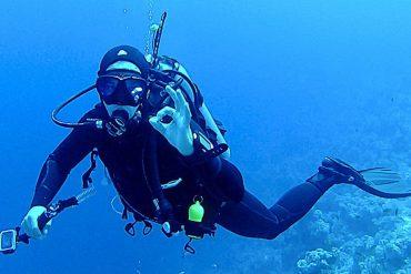 Top Dive Tauchzeichen