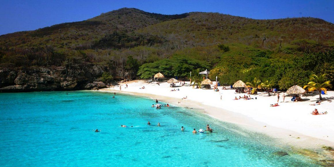 Küste von Curacao