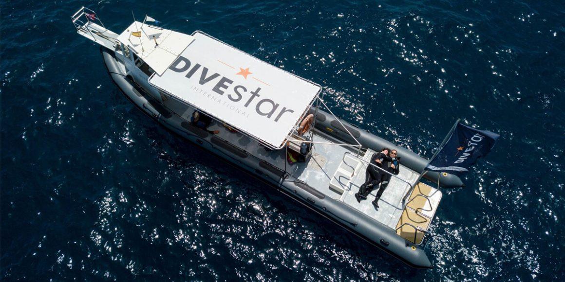 Tauchboot Divestar