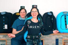 Top Dive Wings Tauchen und Freizeit