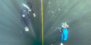 Freediving -Atemlos in die Tiefe
